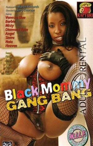 Black Mommy Gang Bang Porn Video