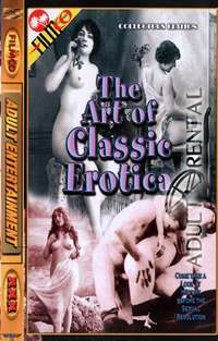 The Art Of Classic Erotica | Adult Rental