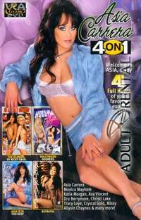 Asia Carrera 4 on 1 | Adult Rental
