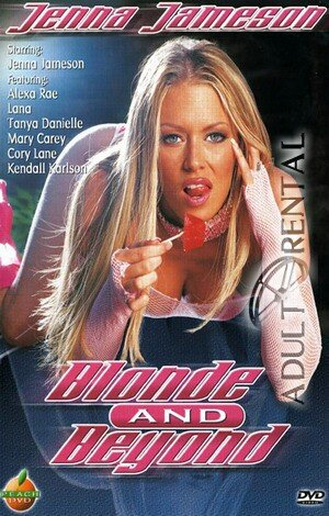 Jenna Jameson: Blonde And Beyond Porn Video Art