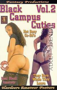 Black Campus Cuties 2 | Adult Rental