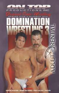 Domination Wrestling 3 | Adult Rental
