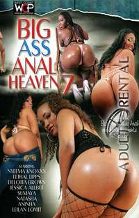 Big Ass Anal Heaven 7 | Adult Rental