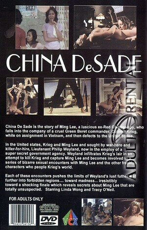 China DeSade Porn Video Art