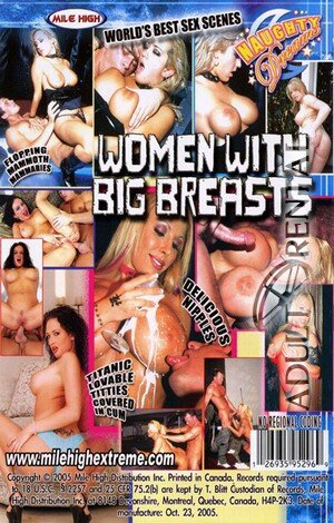 Women With Big Breasts Porn Video Art