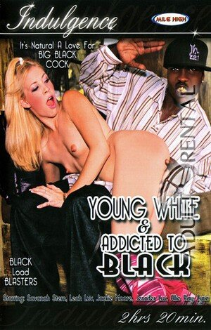Young White & Addicted To Black Porn Video Art