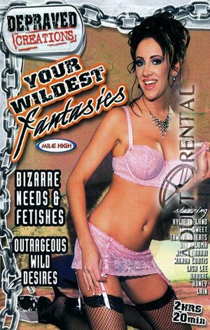 Your Wildest Fantasies Porn Video Art