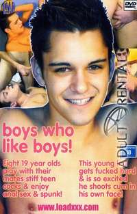 Boys Who Like Boys | Adult Rental