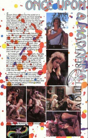 Once Upon A Madonna Porn Video Art