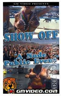 Show Off: A Nude Public Event | Adult Rental