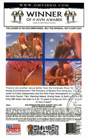 Nude In Public: 10 Years On The River Porn Video Art