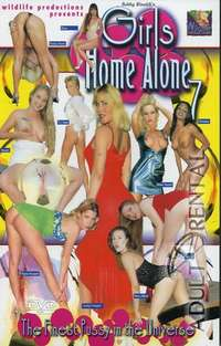 Girls Home Alone 7 | Adult Rental