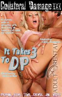 It Takes 3 To DP | Adult Rental