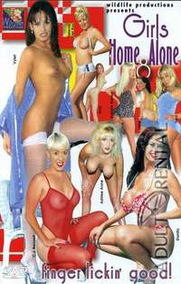 Girls Home Alone 8 | Adult Rental
