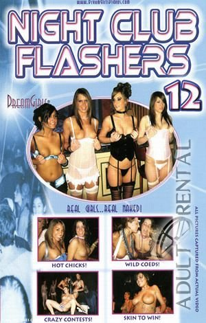 Night Club Flashers 12 Porn Video