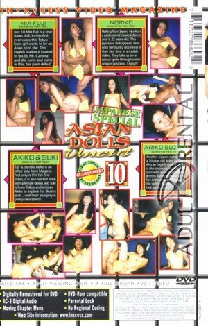 Asian Dolls Uncut 10 Porn Video Art