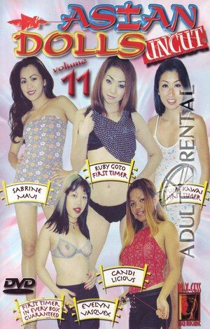 Asian Dolls Uncut 11 Porn Video Art