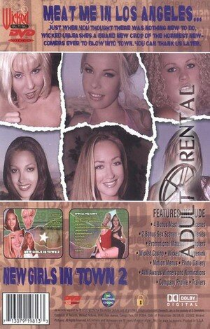 New Girls In Town 2 Porn Video Art