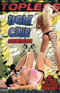 Topless Fight Club Invasion