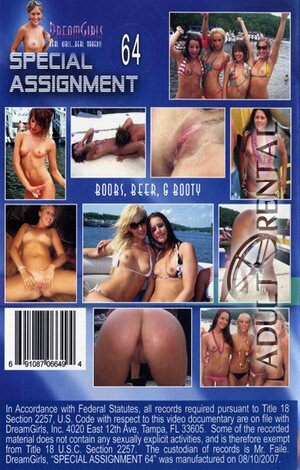 Special Assignment 64 Porn Video Art