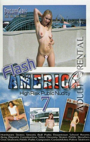 Flash America 7 Porn Video Art