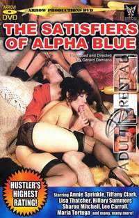 The Satisfiers Of Alpha Blue | Adult Rental
