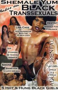 Shemale Yum Takes On Black Transsexuals | Adult Rental