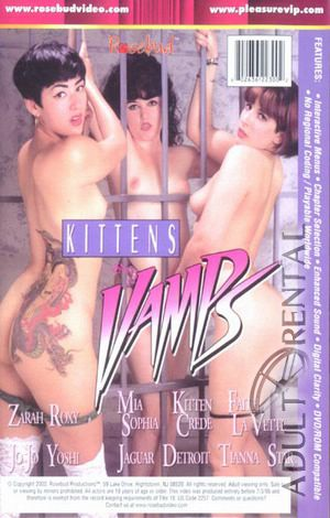 Kittens And Vamps Porn Video Art