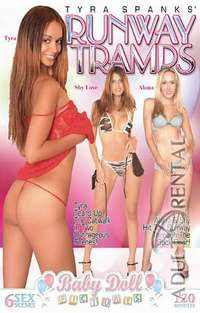 Tyra Spanks Runway Tramps | Adult Rental