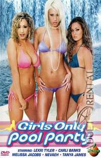 Girls Only Pool Party | Adult Rental