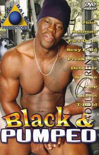 Black & Pumped | Adult Rental