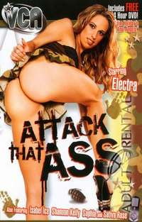 Attack That Ass | Adult Rental