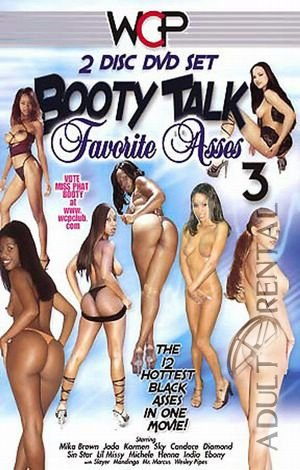Booty Talk Favorite Asses 3 Disc 1 Porn Video