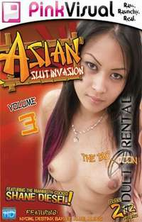 Asian Slut Invasion 3