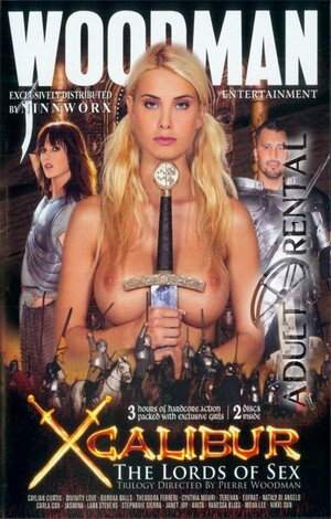 Xcalibur: Extras Porn Video Art