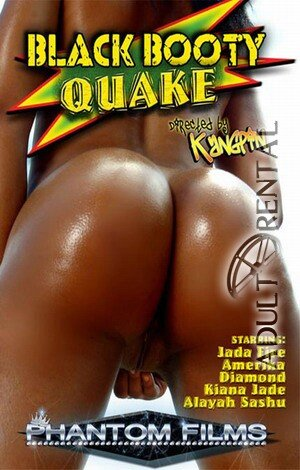 Black Booty Quake Porn Video Art