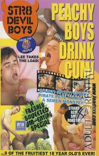 Peachy Boys Drink Cum! | Adult Rental