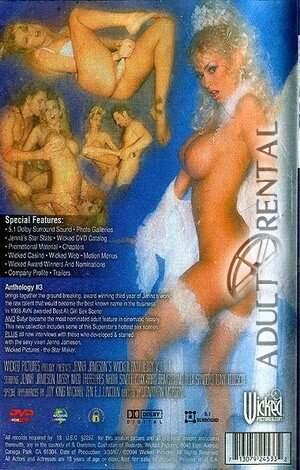 Jenna Jameson's Wicked Anthology 3 Porn Video Art