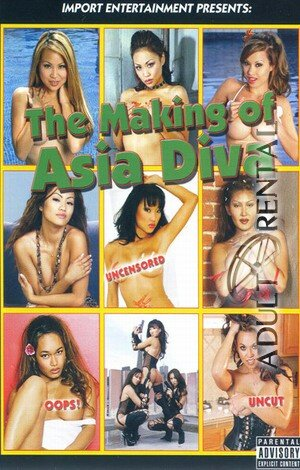 The Making Of Asia Diva Porn Video Art