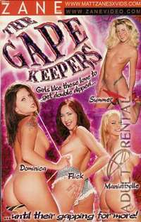 The Gape Keepers | Adult Rental