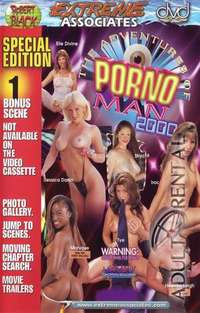 The Adventures Of Porno Man 2000 | Adult Rental