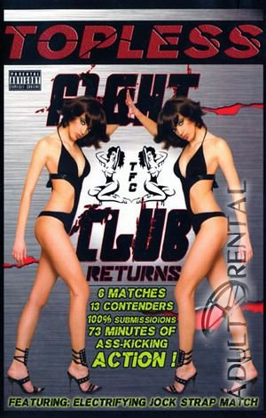 Topless Fight Club Returns Porn Video Art