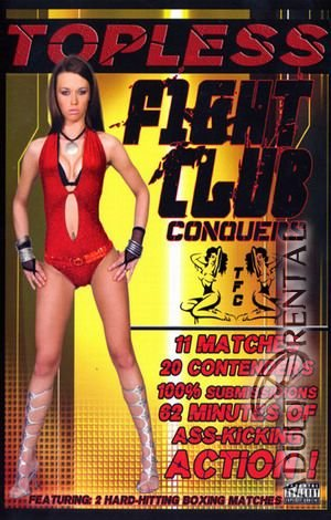 Topless Fight Club Conquers Porn Video