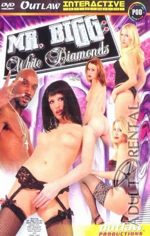 Mr. Bigg: White Diamonds Porn Video Art