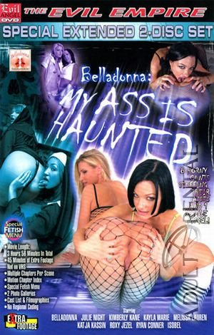 Belladonna: My Ass Is Haunted Disc 2 Porn Video Art