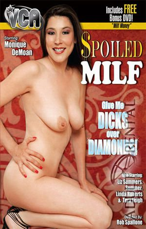 Spoiled MILF Porn Video Art