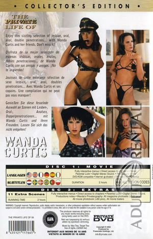 Private Life Of Wanda Curtis: Extras Porn Video Art
