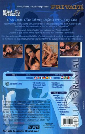Mission Possible: Extras Porn Video Art