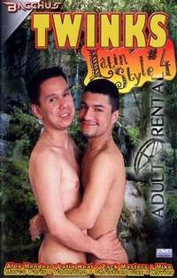 Twinks Latin Style 4 | Adult Rental