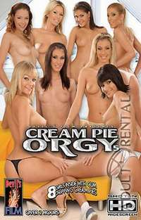 Cream Pie Orgy 5 | Adult Rental